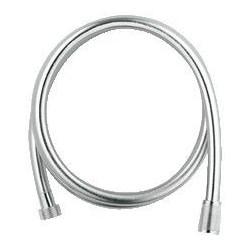 """Grohe Silverflex flexible de douche ½"""" x ½"""", 1750 mm, argent"""