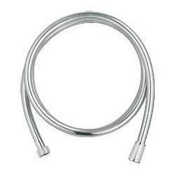 """Grohe Silverflex flexible de douche ½"""" x ½"""", 2000 mm, argent"""