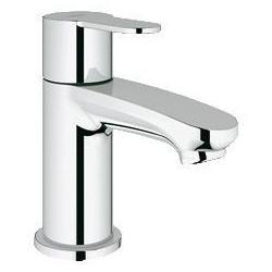 """Grohe Eurostyle Cosmopolitan robinet de lave-mains céramique ½"""", montage monotrou, chromé"""