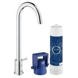 Grohe Blue Pure robinet simple évier