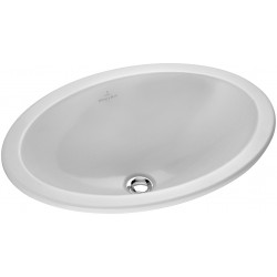Villeroy & Boch Loop & Friends Vasque à encastrer Blanc