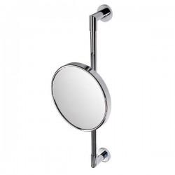 GEESA Miroir à barbe sur barre verticale, 3x grossisant, ø 190 mm