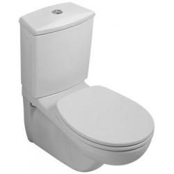 Villeroy & Boch O.novo Cuvette pour ensemble WC à fond creux Blanc