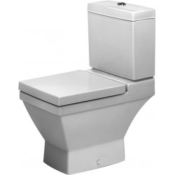 DURAVIT 2nd floor cuvette   2ND FLOOR  BLANC