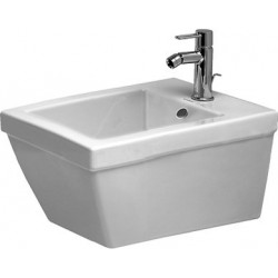 DURAVIT 2nd floor Bidet  suspendu P. 2ND FLOOR 54CM BLANC DURAFIX