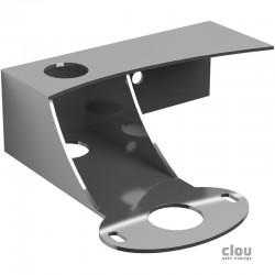 clou First console avec trou pour robinet, inox poli pour laves-mains CL/03.03110, CL/03.07110, CL/03.08110, CL/03.10021
