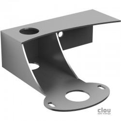 clou First console avec trou pour robinet, inox brossé pour laves-mains CL/03.03110, CL/03.07110, CL/03.08110, CL/03.100