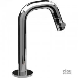clou Kaldur robinet eau froide avec bec courte à gauche, chrome