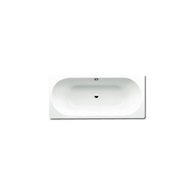 Kaldewei Baignoire Acier Emaille Ambiente Classic Duo 107 1700x750mm