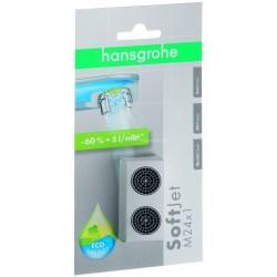 Hansgrohe EcoSmart Softjet Set 5 l/min