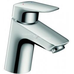 Hansgrohe Logis Mitigeur lavabo 70 avec tirette de vidage - Chrome