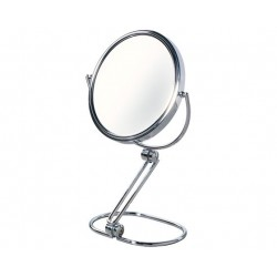 GEDY MIROIR A/APPUI GROSSISSANT CHR
