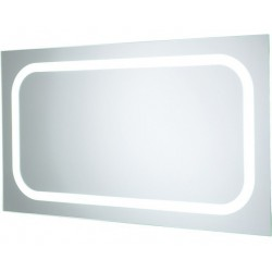 GEDY MIROIR 100X57,5 RECTROECLAIRE LED