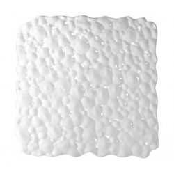 GEDY CAILLEBOTIS  BLANC BILBAO 55X55 cm