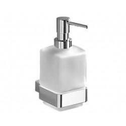 Gedy Lounge Distributeur de savon 6,8x11,6x15,6 cm - Chrome