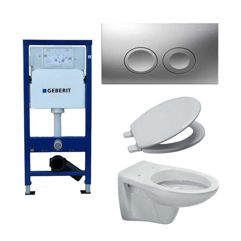 geberit pack toilette suspendue ideal standard complet banio. Black Bedroom Furniture Sets. Home Design Ideas