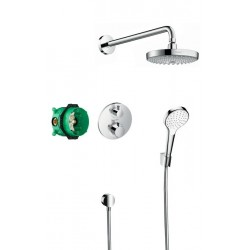 HANSGROHE Croma Select S /Ecostat S ShowerSet