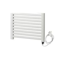 Radiateur Sèche-serviette électrique 60x120 cm Banio-Tek - Blanc
