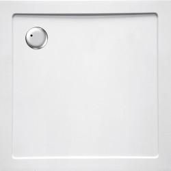 PONSI Receveur  de douche en  SOLILUX carré  900X900X35MM