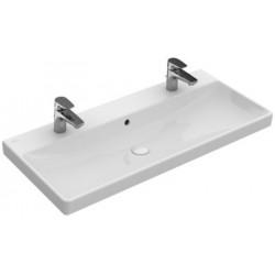 Villeroy & Boch Avento Plan de toilette Blanc CeramicPlus