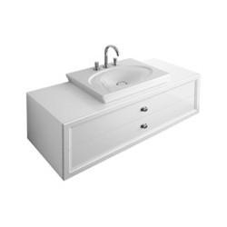Villeroy & Boch La Belle Meuble sous-lavabo White Brilliant Glaze