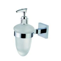 Damixa accessoires distributeur de savon chromé