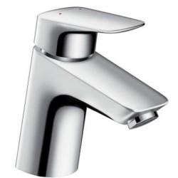 Hansgrohe Logis Mitigeur 70 robinet pour lavabo avec crépine COOLSTART