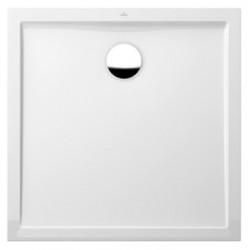 villeroy & boch Quaryl Receveurs de Douche en Quaryl Futurion Flat 100 x 100 x 2,5  cm