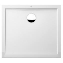 villeroy & boch Quaryl Receveurs de Douche en Quaryl Futurion Flat 90 x 80 x 2,5  cm