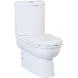 Banio SL311C SELIN blanche  cuvette de toilette avec la sortie VARIO