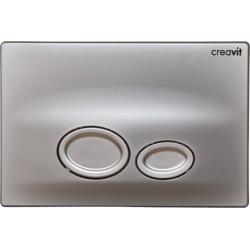 Banio Drop wc Panneau de contrôle  mat chrome