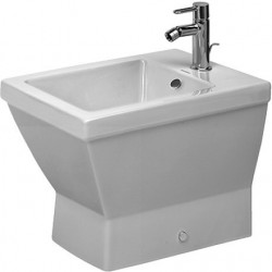 DURAVIT 2nd floor Bidet sur pied  2ND FLOOR BLANC