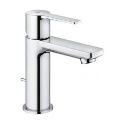 Grohe Lineare mitigeur monocommande lavabo, taille XS, 28 mm, vidage automatique, chromé