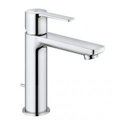 Grohe Lineare mitigeur monocommande lavabo, taille S, 28 mm, vidage automatique, chromé