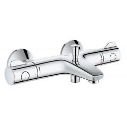 Grohe Grohtherm 800 mitigeur thermostatique  pour bain et douche,type ecojoy et couleur chromé 34567000