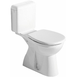 KERAMAG WC complet cuvette Renova à fond creux 6l, sortie ver