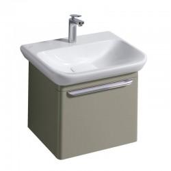 KERAMAG Meuble sous lavabo myDay 495x410mm, greige