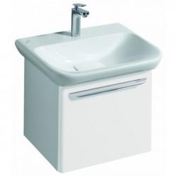 KERAMAG Meuble sous lavabo myDay 495x410mm, blanc