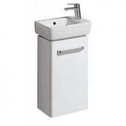 KERAMAG Meuble sous lave-mains Comprimo 348x604mm, blanc