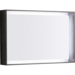 KERAMAG Elément de miroir Citterio 884x584mm, gris