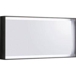 KERAMAG Elément de miroir Citterio 1184x584mm, gris
