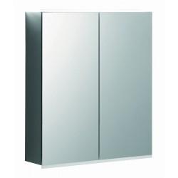 KERAMAG Option armoire vitrée Plus 600mm, grise