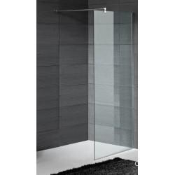 Paroi de douche fixe de 76x200 cm 8 mm