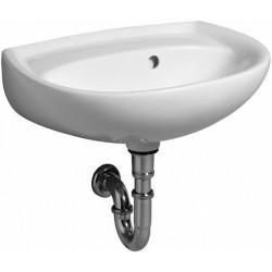 KERAMAG Lave-mains Renova 500x380mm sans trou/avec trop-plein