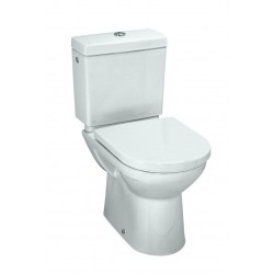 LAUFEN Pro Installation de WC au sol,à chasse directe, sortie horizontale