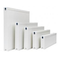 Radiateurs à Panneaux Banio Type 33 Couleur Blanc Hauteur 90 cm Largeur 90 cm