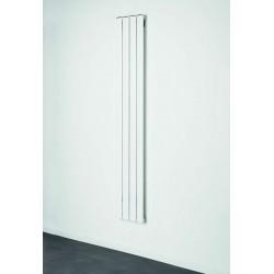 Radiateurs décoratifs Banio-Romy Couleur Blanc Hauteur 180 cm Largeur 31,5 cm