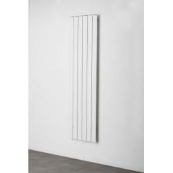 Radiateurs décoratifs Banio-Romy Couleur Blanc Hauteur 180 cm Largeur 47,5 cm