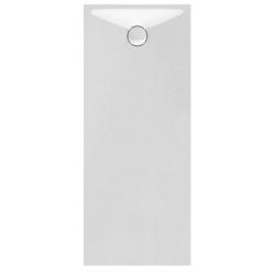 Banio Design Protos Receveur de douche en solid surface Blanc - 170x70x3,5cm