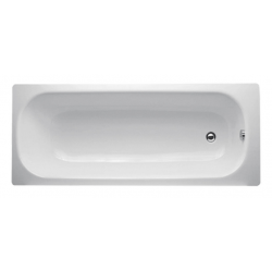 Banio-Ease Baignoire en acier Blanc - 170X70cm